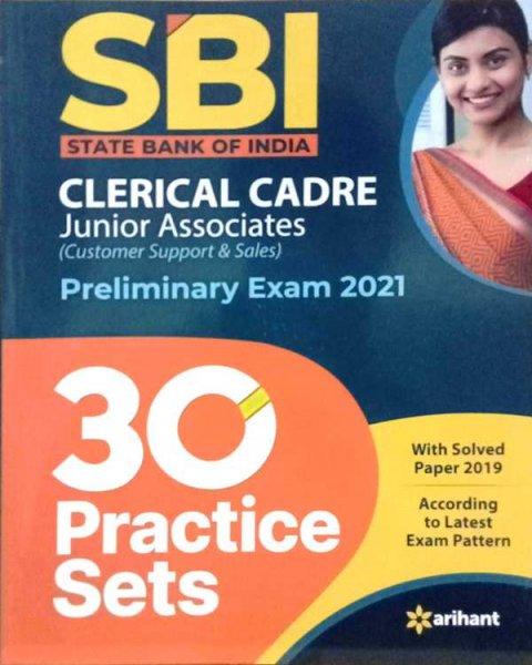 ARIHANT SBI CLERK PRE 30 PRACTICE (E)