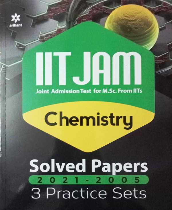 ARIHANT IIT JAM CHEMISTRY