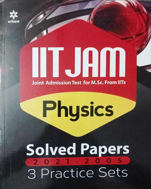 ARIHANT IIT JAM PHYSICS