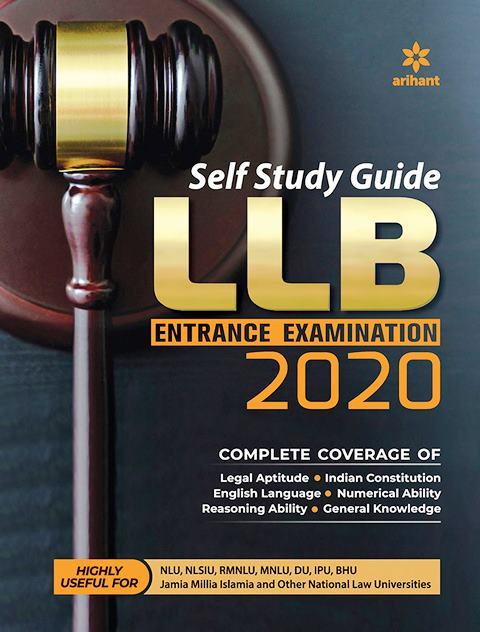 Arihant LLB Entrance Examination