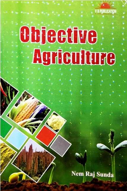 Objective Agriculture Nem Raj Sunda English Edition