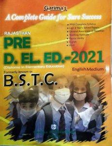 Garima Pre D.ed.ed. BSTC  English Edition