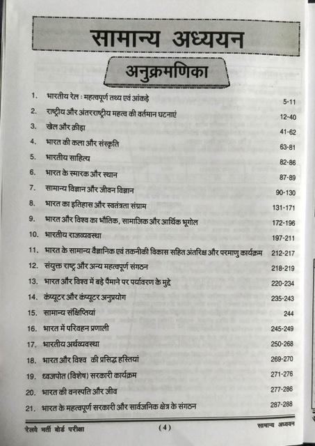 GHATANA CHAKRA RAILWAY NTPC SAMANYA BHUDHI AVM TARKSHAKTI PARIKSHAN
