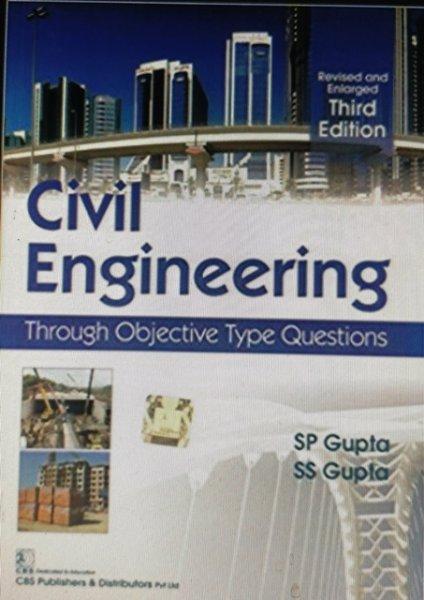 CBS CIVIL ENGINEERING GUPTA & GUPTA