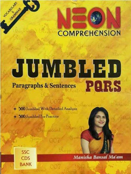 NEON Jumbled Paragraphs and Sentences