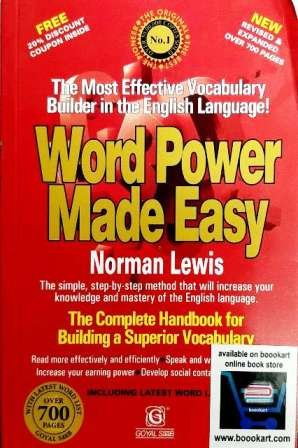 WORD POWER MADE EASY Norman Lewis