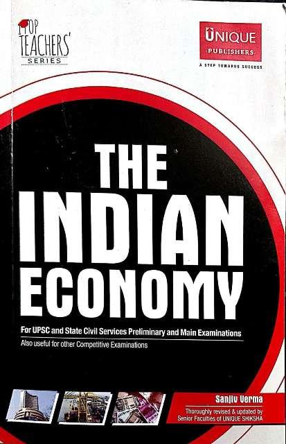 UNIQUE THE INDIAN ECONOMY