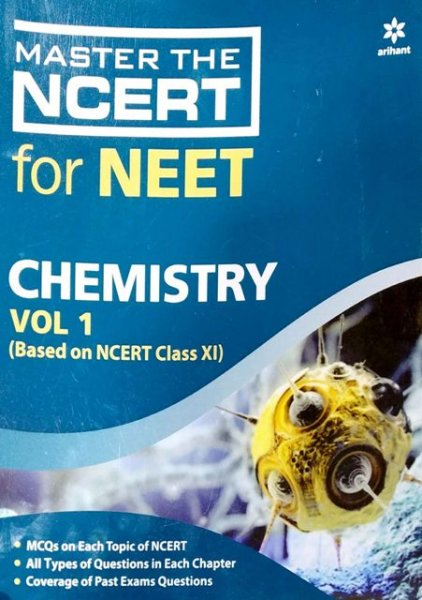 ARIHANT NCERT NEET CHEMISTRY VOL-1
