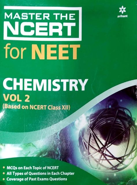 ARIHANT NCERT NEET CHEMISTRY VOL-2
