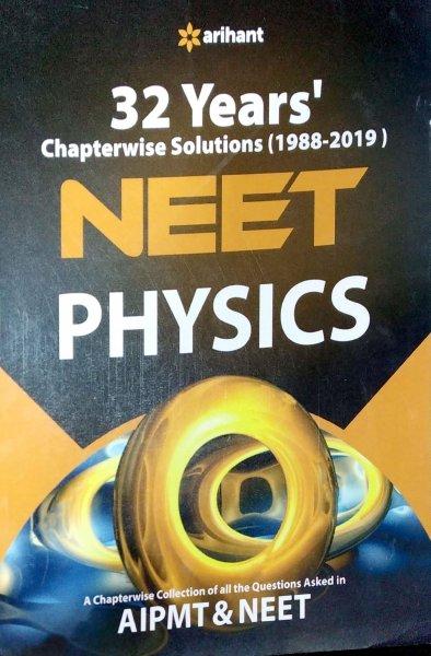 ARIHANT NEET 32 YEARS PHYSICS