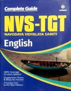 ARIHANT NVS TGT ENGLISH BOOK