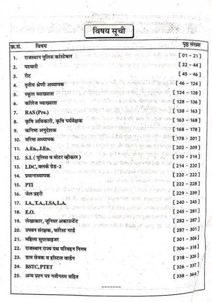 Nath Rajasthan Sar Sangrah All Rajasthan Exam Review by Vinit Dotasara Rajeev Bagdiya Arvind Bhaskar