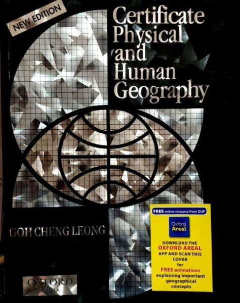 Certificate Physical and Human Geography written by Goh Cheng Leong
