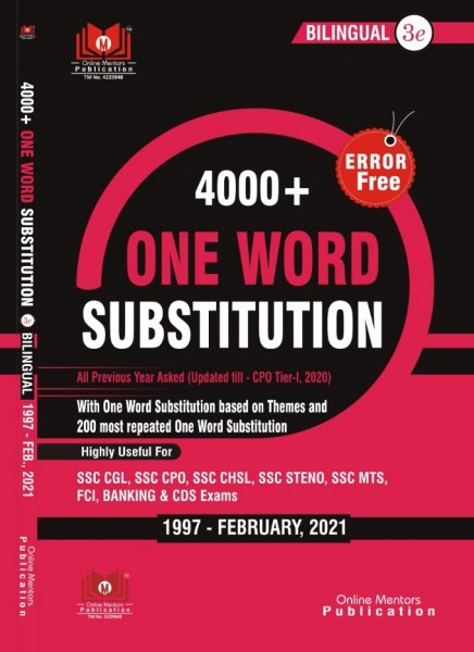 Online Mentors one word substitution 4000+