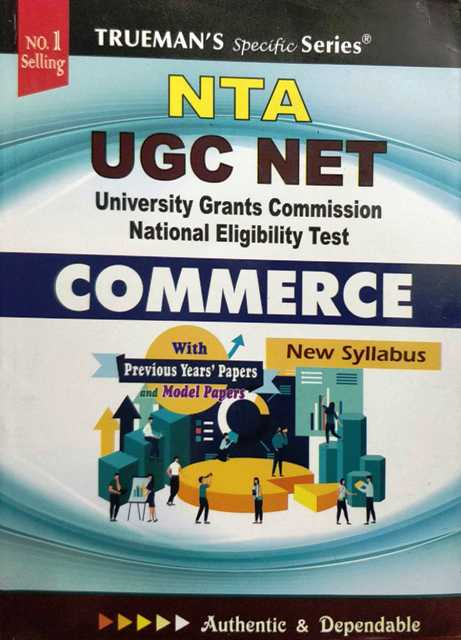 TRUEMAN UGC NET/SET NTA COMMERCE