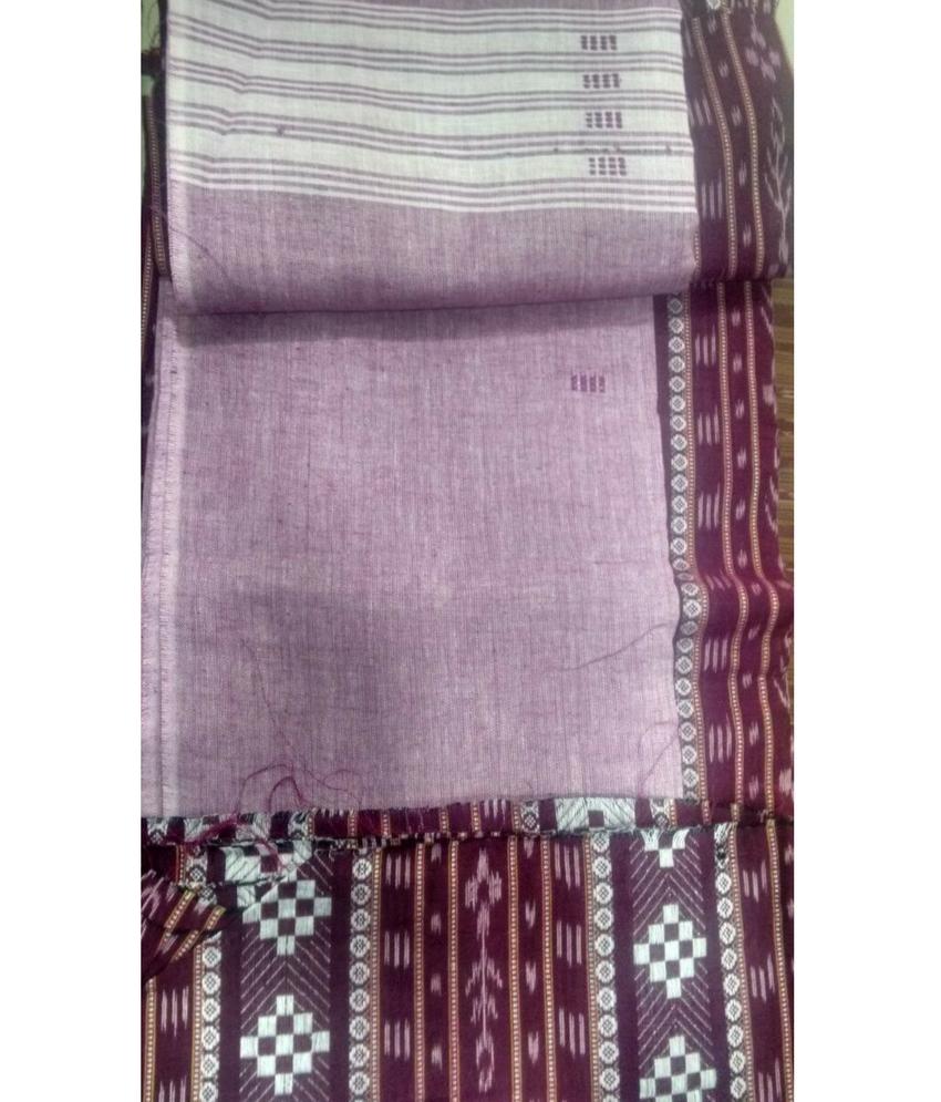 Cotton Sambalpuri Suit Piece