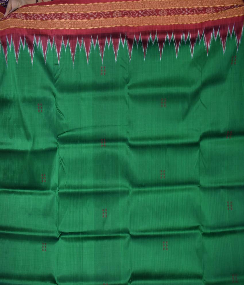Khandua Silk Saree