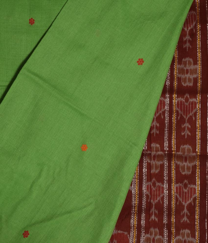 Nuapatna Cotton Saree
