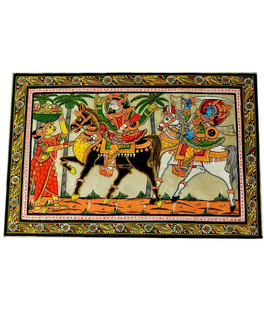 Kanchi Vijaya Pattachitra