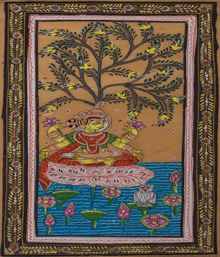 Pattachitra Laxmi