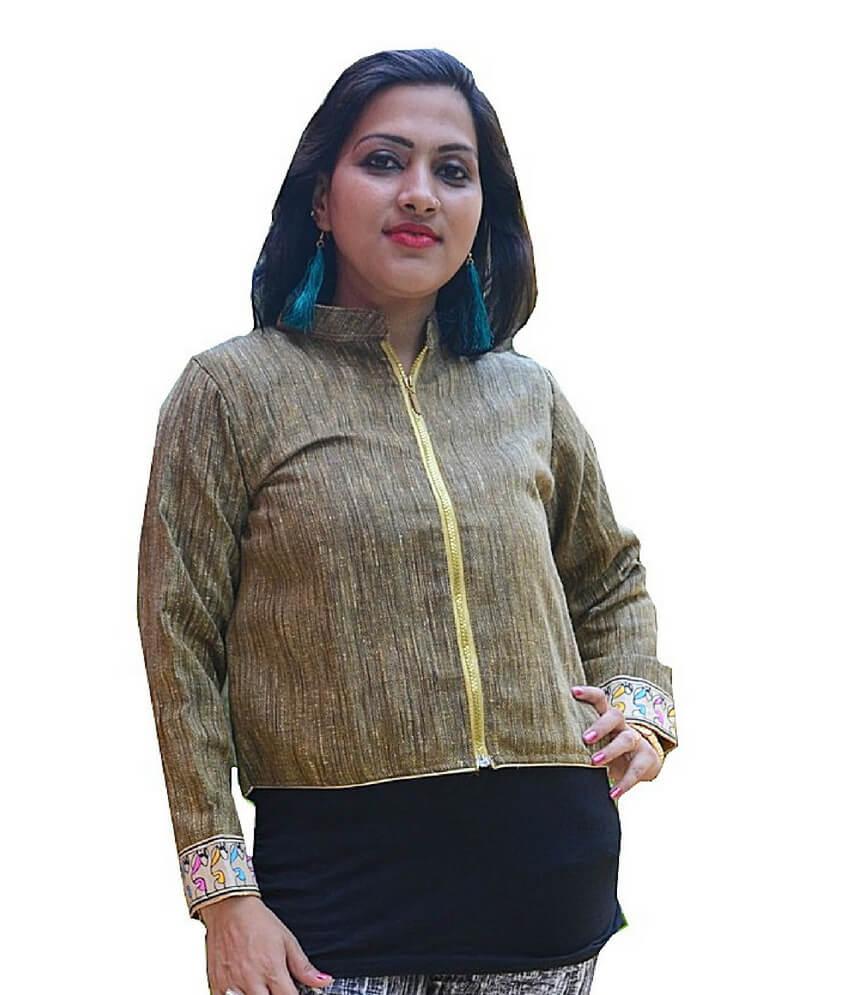 Soura Hand Painted Waistcoat