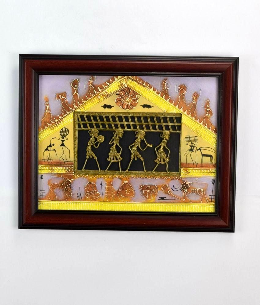 Tribal painting Of Odisha