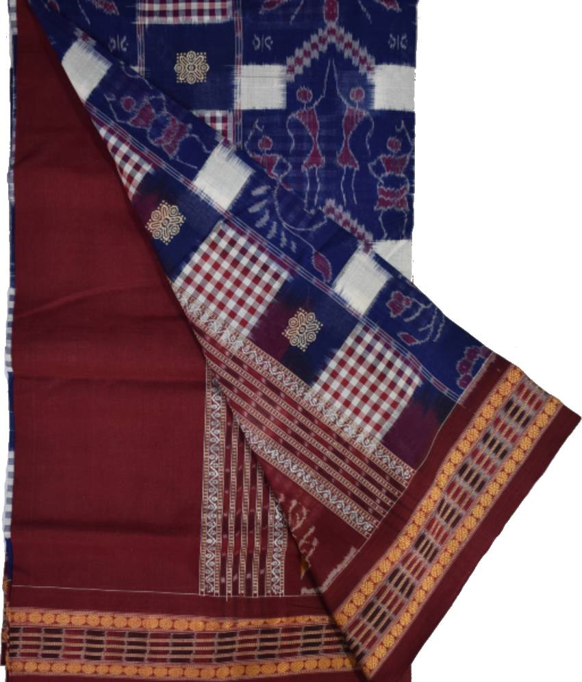 Sambalpuri Cotton Saree