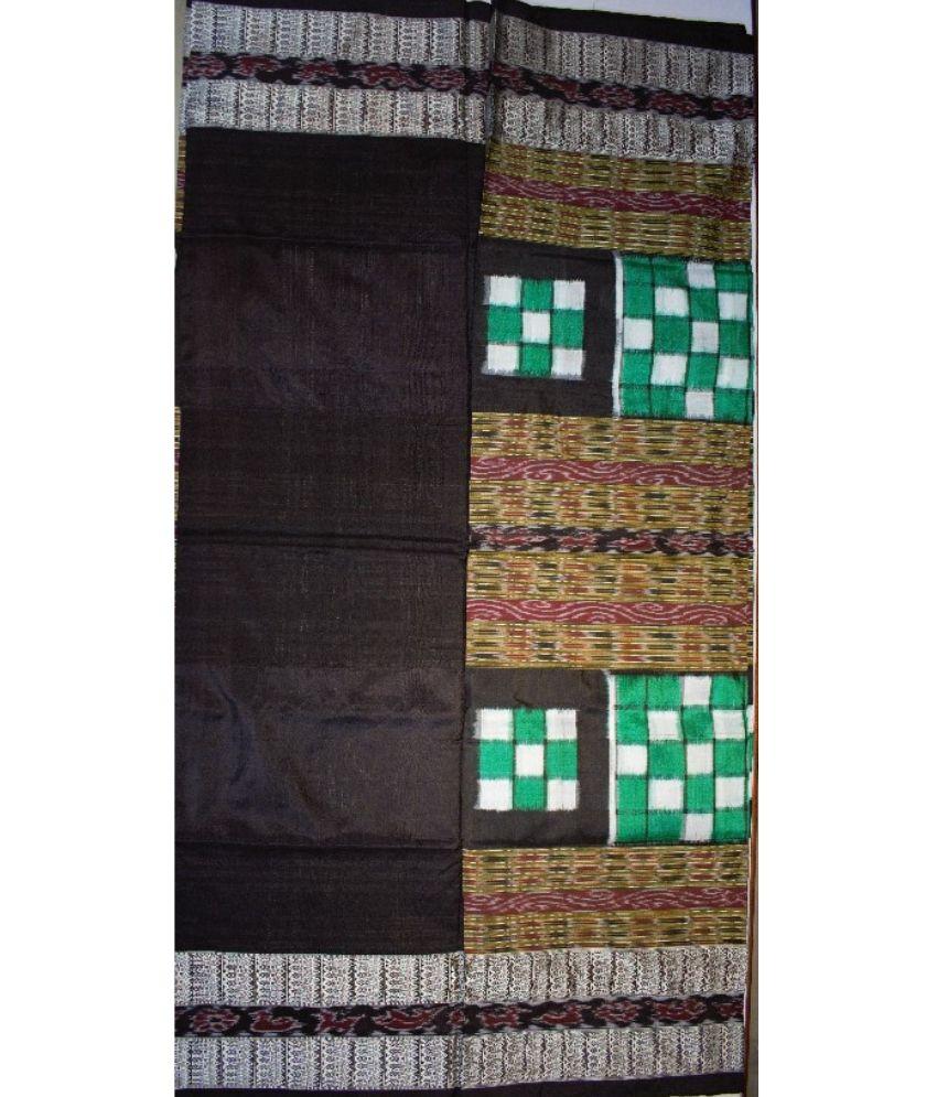 Bichitrapuri Silk Saree