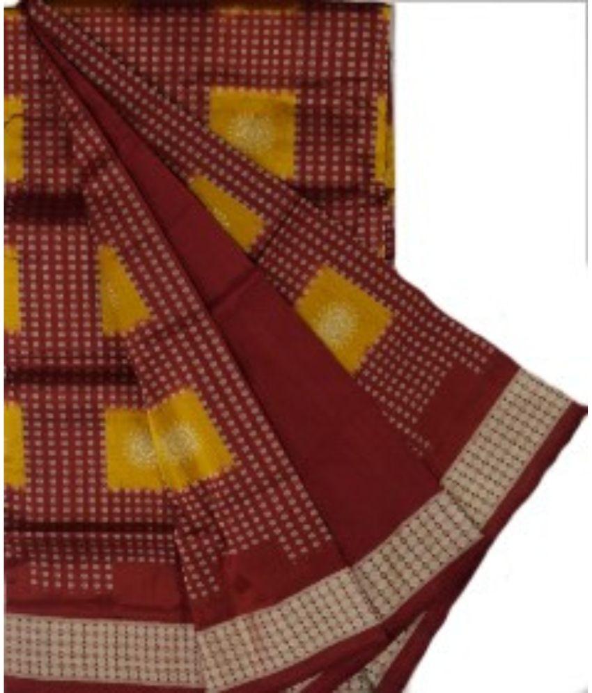 Sambapuri Silk Saree