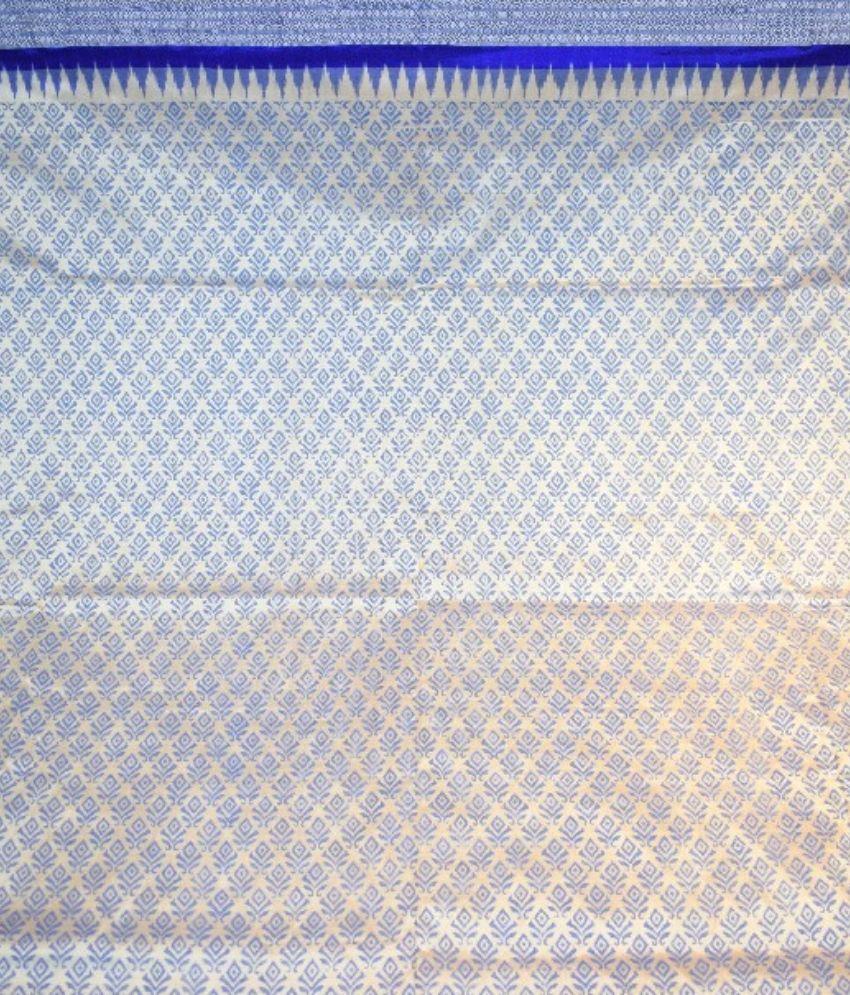 Bomkai Silk Saree