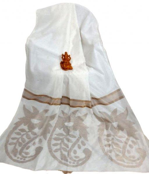 Silk Cotton Silk Saree