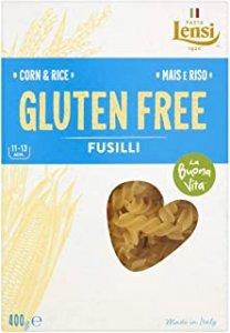Lensi gluten free Fusli Pasta 400g
