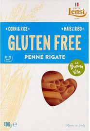 Lensi gluten free Pasta Penne 400g