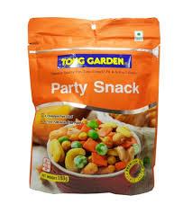 Tong Garden Party Snack 140g