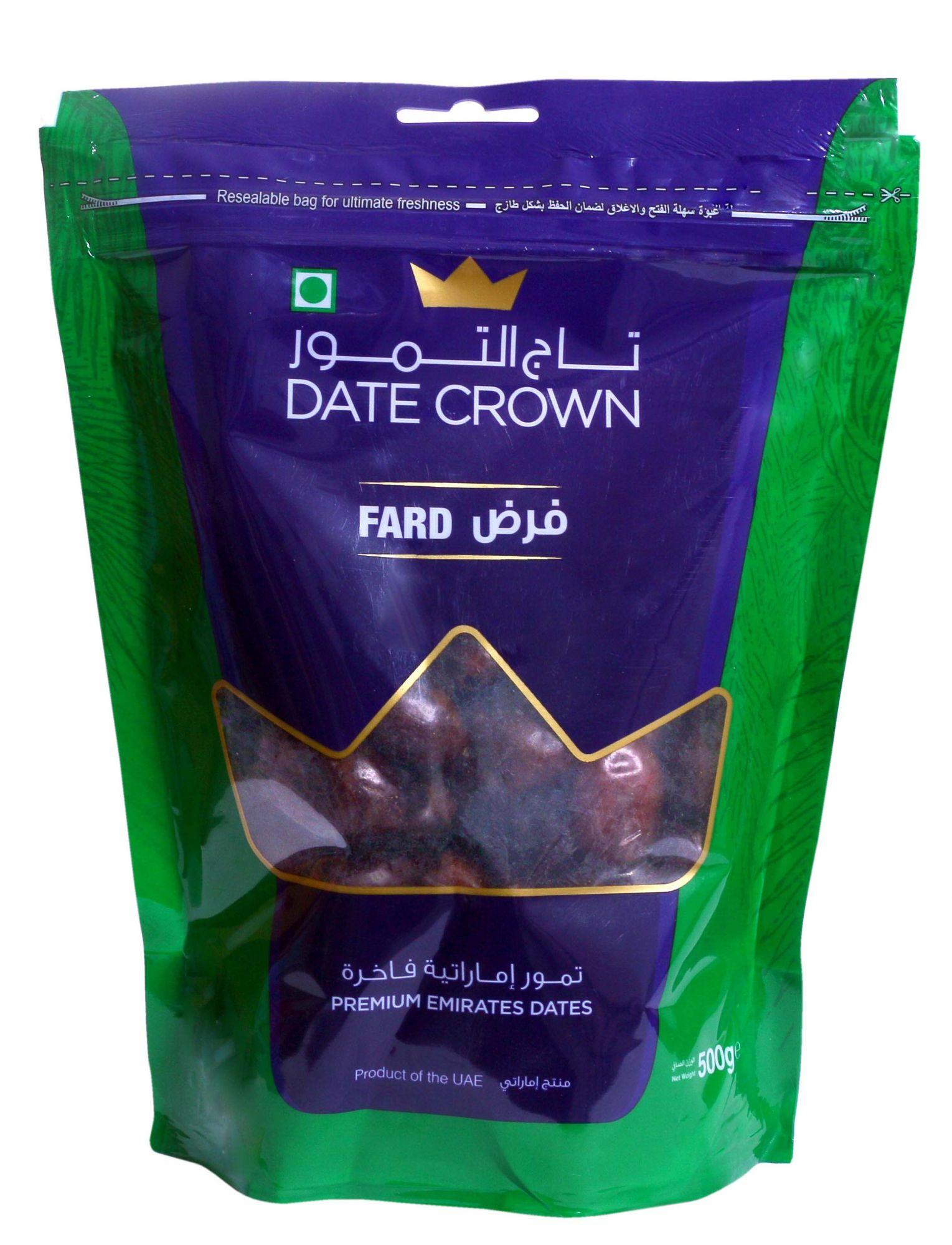 Date Crown farad Dates 500g