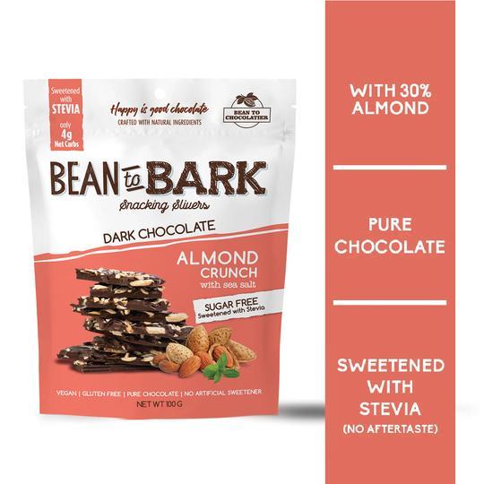 Bean to Bark Dark Chocolate 110g