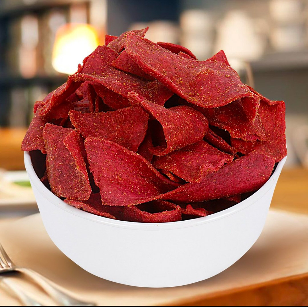 Beatroot Chips 100g