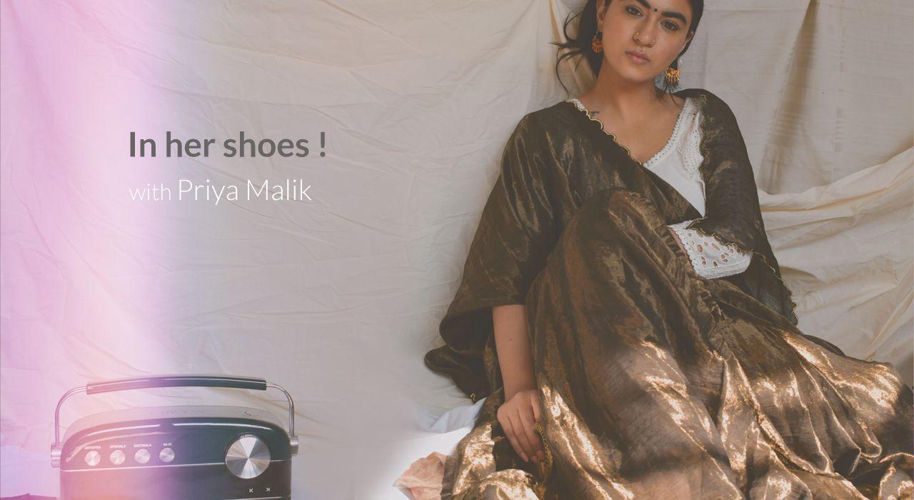 In Conversation with Priya Malik