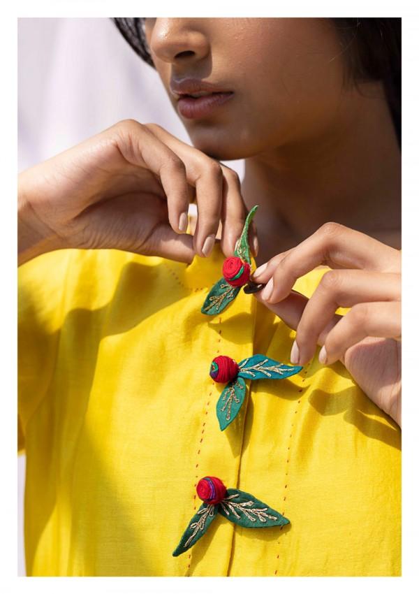 Textile Buttons