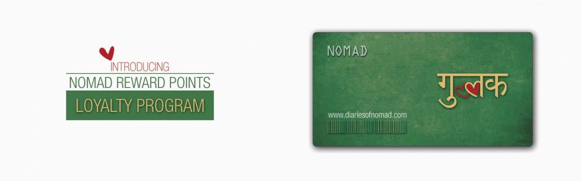 Nomad Reward Points
