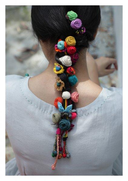 Garland Handmade Textile Parandi