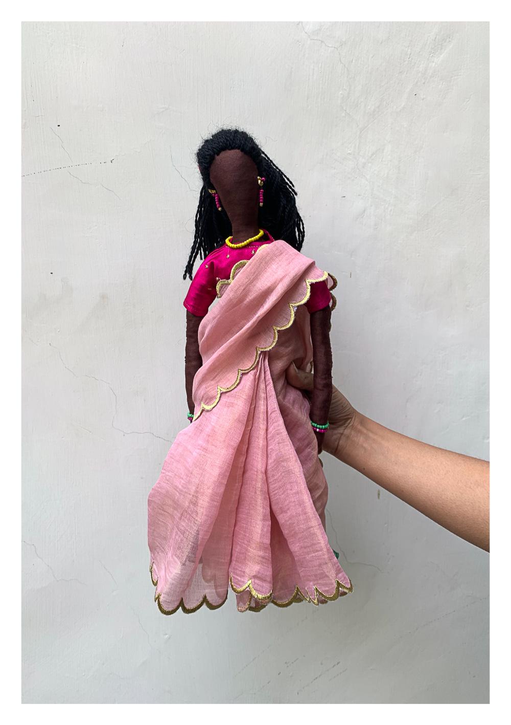 Sundari Handmade Doll