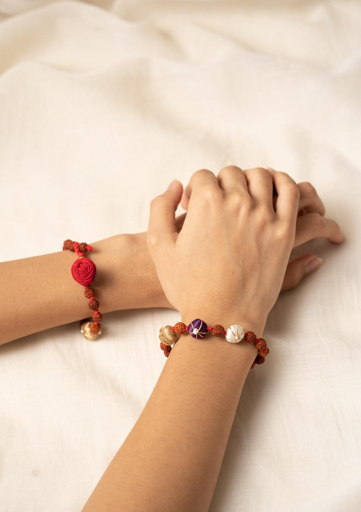 Dauu Rudraksh Bracelet
