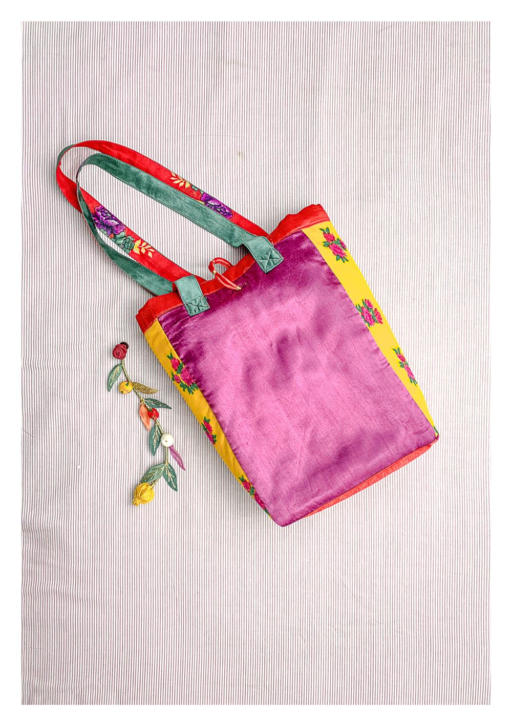 Chashni Handmade Tote Bag