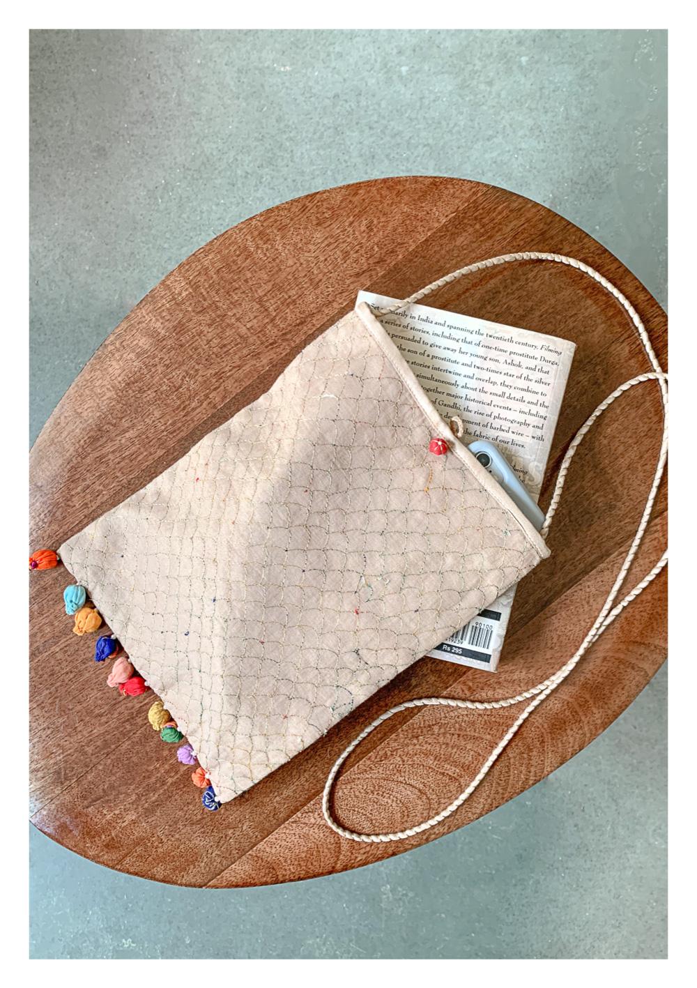 Cheeni Handmade Sling Bag