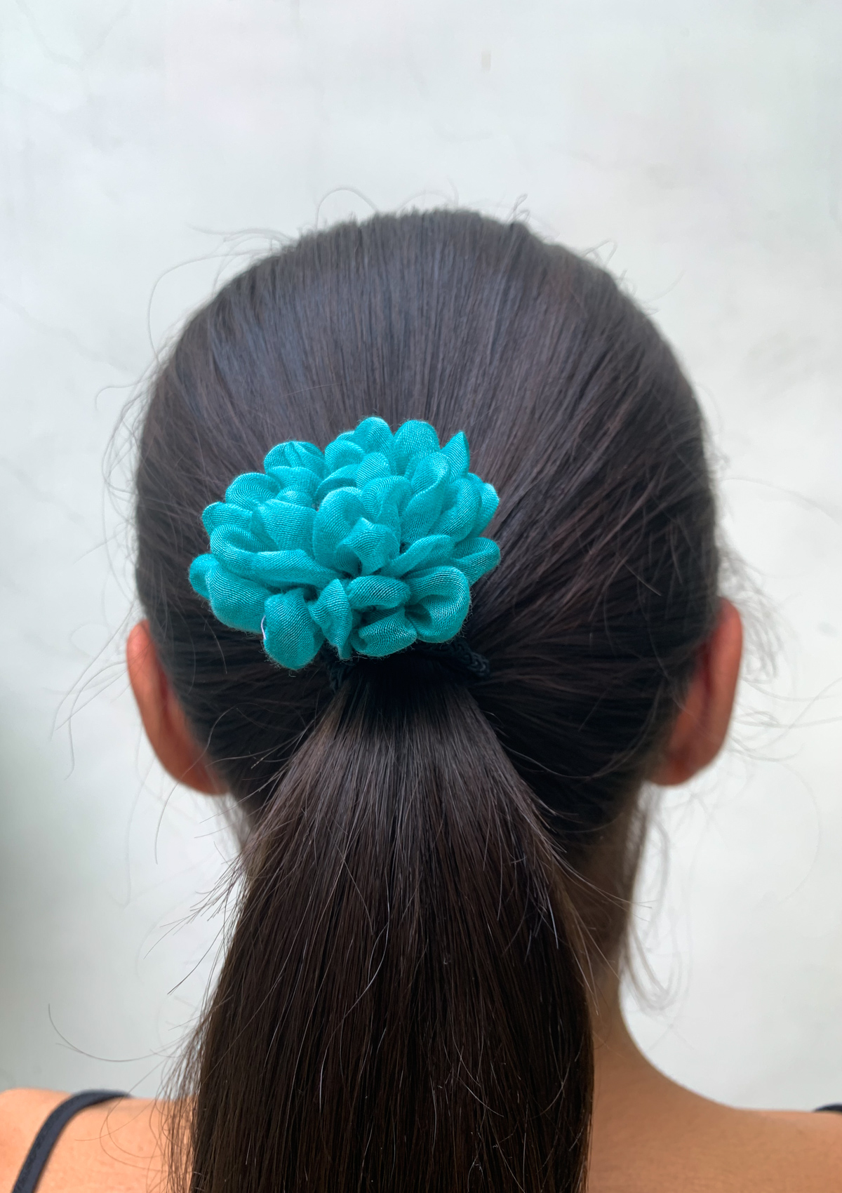 Fly High Floral Rubber Band
