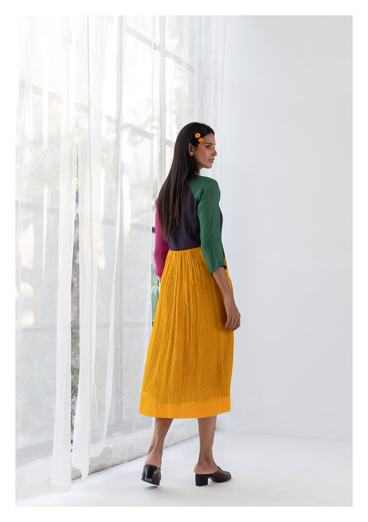 Aissa Multicolored Dress