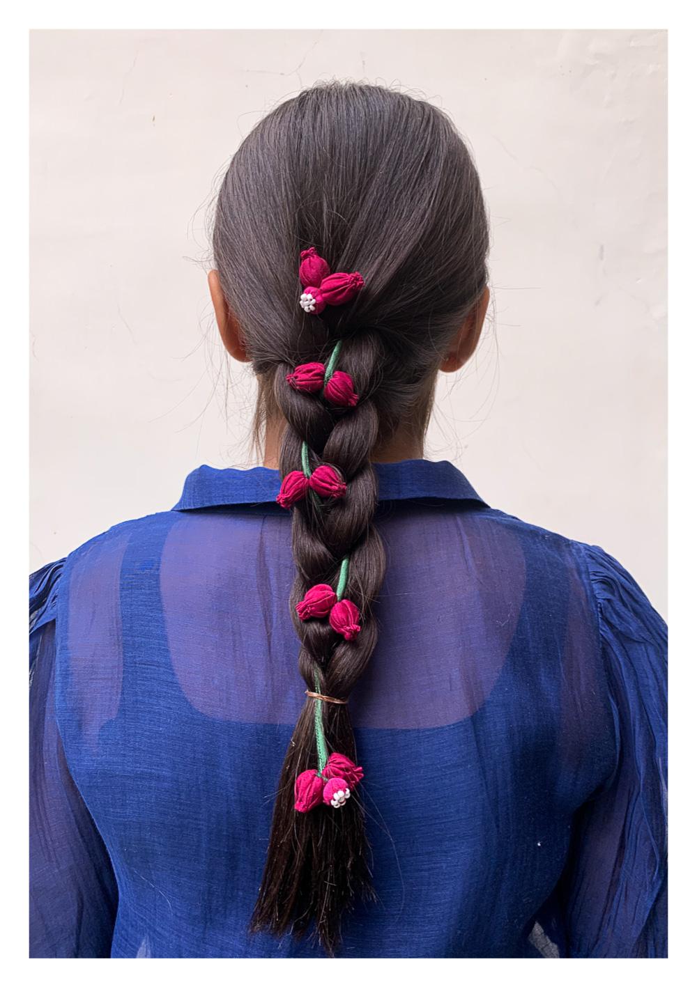 Arya Handmade Hair Accessory