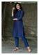Samara Blue Kurta Pajama Set