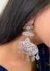 Zubie Silver Earrings